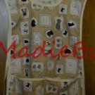 MadieBs Dog Breeds in Frames Smock Cobbler Apron
