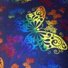 MadieBs Bearutiful Butterflies. Cotton Personalized Custom  Pillowcase
