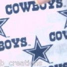 MadieBs Dallas Cowboys NFL  Cotton Fitted  Crib Sheet Custom New