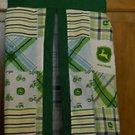 MadieBs John Deere Plaid with Green Trim  Custom  Diaper Stacker New