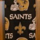 MadieBs New Orleans Saints NFL Plastic Bag holder New