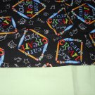 MadieBs Love to Teach to Learn Cotton Personalized Custom  Pillowcase  w/Name