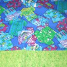 MadieBs Tropical  Print Shirts Cotton Personalized Custom  Pillowcase  w/Name