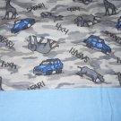 MadieBs Safari Flannel Cotton Personalized Custom  Pillowcase  w/Name
