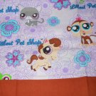 MadieBs Little Pet Shop Purple Cotton Personalized Custom  Pillowcase  w/Name