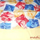 MadieBs Cartoon Sylvester Flannel Cotton Personalized Custom  Pillowcase  w/Name