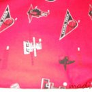 MadieBs Red Texas Tech Cotton Personalized Custom  Pillowcase  w/Name