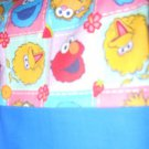 MadieBs Big Bird and Friends   Cotton Personalized Custom  Pillowcase  w/Name