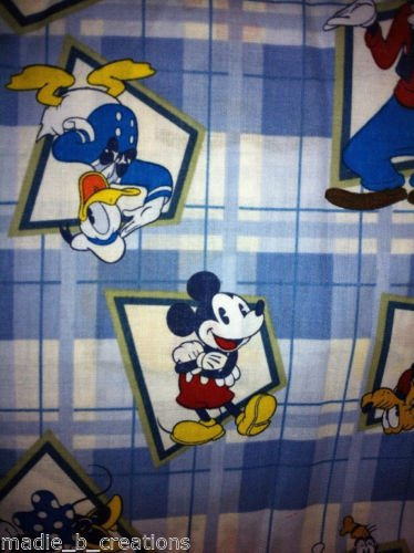 MadieBs Mickey Donald Pluto  Personalized Custom  Pillowcase