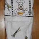 MadieBs Vegetable Chefs   Plastic Bag Holder Dispenser