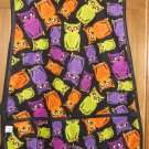 MadieBs Who Gives a Hoot Owls Cotton New Custom Smock Cobbler Apron