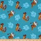 MadieBs Lion King Simba Cotton Personalized Custom  Pillowcase  w/Name