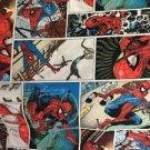 MadieBs Spiderman Cotton Personalized Custom  Pillowcase  w/Name