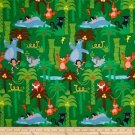 MadieBs Jungle Book Cotton Personalized Custom  Pillowcase  w/Name