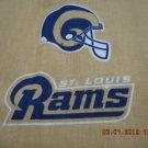 MadieBs Men's Pittsburg Steelers or St Louis Rams Football NFL Sports Set of 2