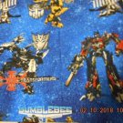 MadieBs  Transformers BumbleBee Toddler/Travel Personalized Pillowcase