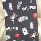 MadieBs San Antonio Spurs Basketball Plastic Bagholder Dispenser