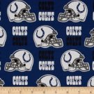 MadieBs Men's  NFL Colts Hankerchief Set of 2 16x16 inches