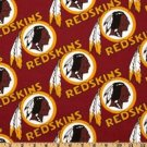 MadieBs Custom NFL Redskins Cotton Fitted Boutique Crib Sheet