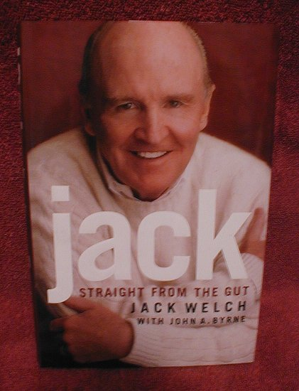 Jack: Straight from the Gut (Hardcover)
