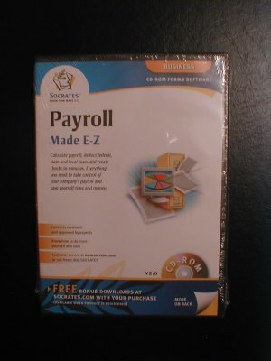 Socrates Payroll Made E-Z