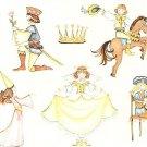 Waverly Home Classics for Kids Princess Applique - 15 piece set