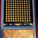 Vintage Scrabble RSVP 3-Dimensional Crossword Game-Selchow & Righter 1970