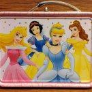 BNIPDisney Princess Cinderella, Belle, Snow White & Sleeping Beauty Mini TinLu