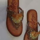 NAUGHTY MONKEY SANDAL FROM BUCKLE SIZE 6
