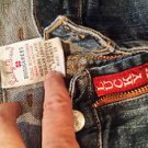 Lucky Brand Jeans hang lower kind of boy jeans for girls size 28 waist