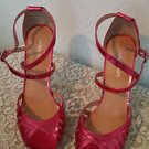 Nordstrom Rack MARCO SANTI STILETTO SHOES IN BRIGHT NEON METALLIC PINK WOW