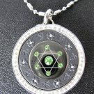 QP12G Quantum Pendant Scalar Energy Limited Edition Green 2500 Neg Ions