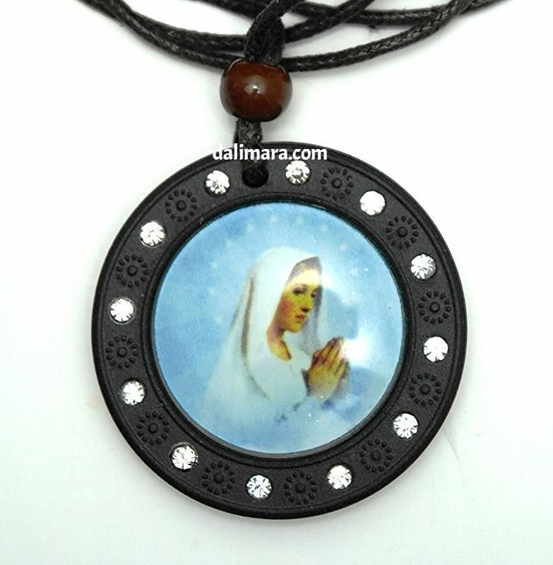 QP20 Dalimara Pendant Virgin Mary