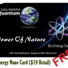QBT1 Dalimara Hikari Tungsten Energy Bracelet and Magnetic