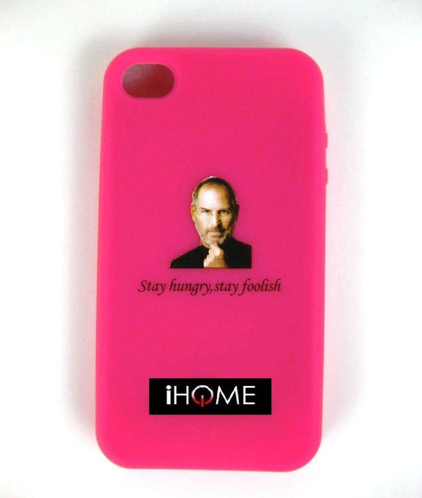 New iPhone 4 Quantum Silicone Case w/ Anti-radiation - RED
