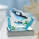 Dolphin Crystal Sculpture