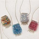 Precious Purse Pendants (sold in a pack of 4)