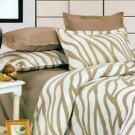 Classic Khaki  Cotton Bedding Set