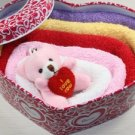 Waiting Cotton Towel Gift Box