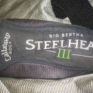 Callaway Big Bertha steelhead 3 111  Golf Headcover #1
