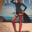 Paris VOGUE magazine FRENCH special mode films expos, livres 64 looks of STARS