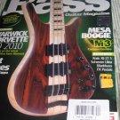 Bass Guitar magazine mesa BOOGIE Zappa Joe ZON Warwick