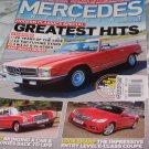 Mercedes Enthusiast magazine 500 E A class CLS W116 S