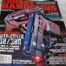 Combat handguns magazine self DEFENSE Concealed 38 45