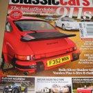 Classic Cars magazine 911 JAGUAR Spider LOTUS Elan +2