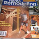 Home REMODELING handyman magazine FLOORS Roof Frame