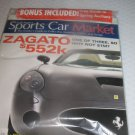 Keith Martins sports car Magazine collector cars rated