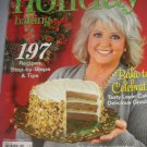 Paula DEEN'S Holiday BAKING 2011  Special collectors issue step by step tips