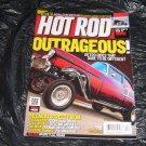 Hot ROD outrageous car magazine 55 Chevy 69 Roadrunner 66 nova retro rides