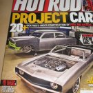 hot ROD Project cars BOOSTED Engines Vans Mig weld magazine